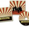 Donau Swing spiller balkanmusik og cd-en kom til at se lidt rå og cirkusagtig ud