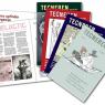 Medlemsblad for Tegnerforbundet af 1919 - jeg layouter